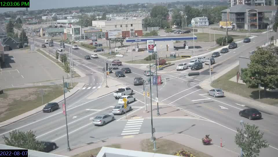 Web Cam image of Dieppe (Champlain St / Acadie Ave)